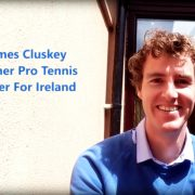 James Cluskey Talks About Early His Days In Parks Tennis