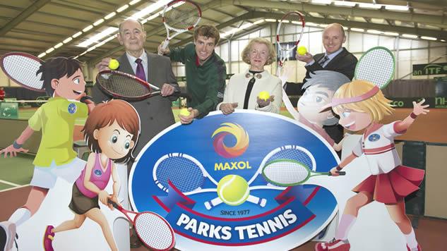 Parks Tennis Ireland